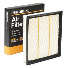 buy RIDEX Air Filter 8A0220 at any time