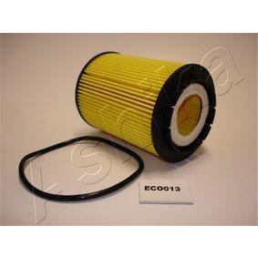 Filtre à huile 10-ECO013 à un rapport qualité-prix ASHIKA exceptionnel