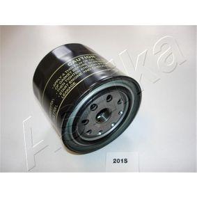 Filtro olio ASHIKA 10-02-201 comprare e sostituisci