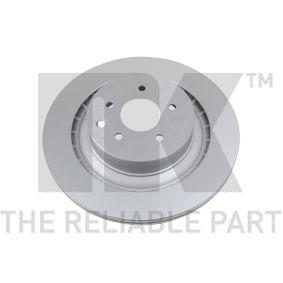 Compre e substitua Disco de travão NK 312293