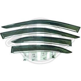 compre DIEDERICHS Deflector aerodinâmico 1672120 a qualquer hora