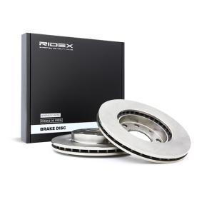 Disco freno RIDEX 82B0685 comprare e sostituisci