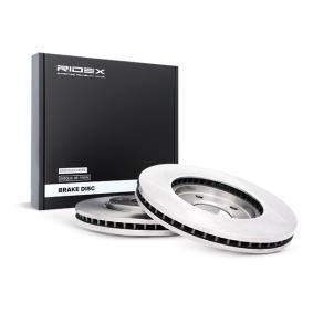 Disco freno RIDEX 82B0260 comprare e sostituisci