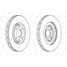 Brake Disc DDF1762C-1 for DODGE cheap prices - Shop Now!