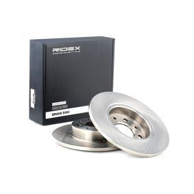 Disco freno RIDEX 82B0469 comprare e sostituisci