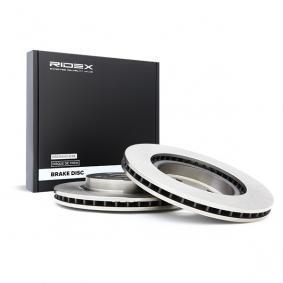 Disco freno RIDEX 82B0471 comprare e sostituisci