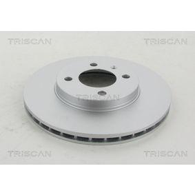 Bremsscheibe von TRISCAN - Artikelnummer: 8120 10105C