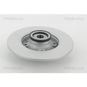 Bremsscheibe von TRISCAN - Artikelnummer: 8120 28124C