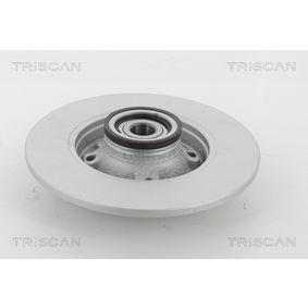 Bremsscheiben 8120 28124C TRISCAN Sichere Zahlung - Nur Neuteile
