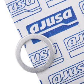 Αγοράστε AJUSA Στεγανοποιητικός δακτύλιος, τάπα εκκένωσης λαδιού 22007100 οποιαδήποτε στιγμή