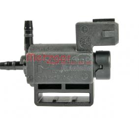 METZGER Válvula, AGR control de gases de escape 0892201 24 horas al día comprar online