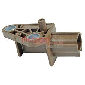 compre METZGER Sensor, aceleração longitudinal / lateral 0900782 a qualquer hora