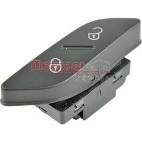 METZGER Przełącznik, system zamykania drzwi 0916320 kupować online całodobowo