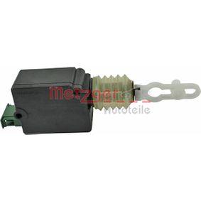 Αγοράστε METZGER Ρυθμιστικό στοιχείο, σύστημα κεντρ. κλειδώματος 2317011 οποιαδήποτε στιγμή