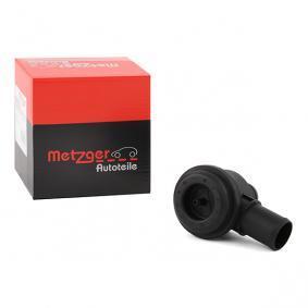 compre METZGER Válvula reguladora da pressão de sobrealimentação 2385025 a qualquer hora