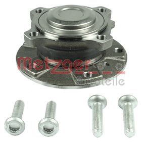 Wheel Bearing Kit WM 6711 for BMW X1 at a discount — buy now!