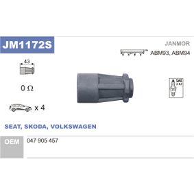 Fiche, bobine d'allumage JM1172S JANMOR Paiement sécurisé — seulement des pièces neuves