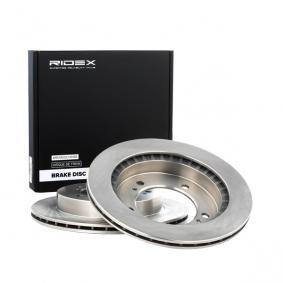 Disco freno RIDEX 82B0499 comprare e sostituisci