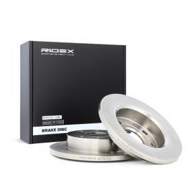acheter RIDEX Disque de frein 82B0453 à tout moment
