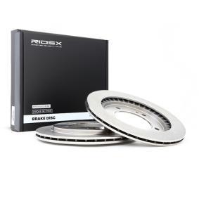 Disco freno RIDEX 82B0680 comprare e sostituisci