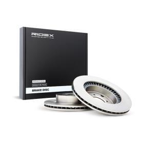 kupte si RIDEX Brzdový kotouč 82B0890 kdykoliv