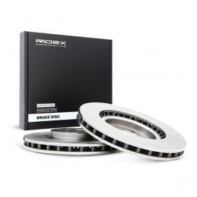спирачен диск 82B0628 за NISSAN 350 Z на ниска цена — купете сега!