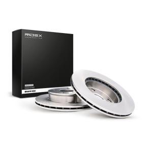 Disco freno RIDEX 82B0538 comprare e sostituisci