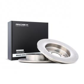 Disco freno RIDEX 82B0629 comprare e sostituisci