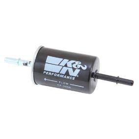 palivovy filtr PF-2000 K&N Filters Zabezpečená platba – jenom nové autodíly