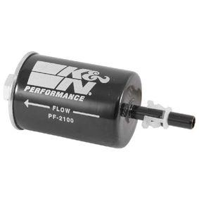 palivovy filtr PF-2100 K&N Filters Zabezpečená platba – jenom nové autodíly
