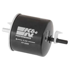 palivovy filtr PF-2200 K&N Filters Zabezpečená platba – jenom nové autodíly