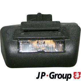 JP GROUP Luce targa 1595600100 acquista online 24/7