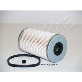 Filtro carburante ASHIKA 30-ECO014 comprare e sostituisci