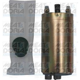 Pompa carburante MEAT & DORIA 76534 comprare e sostituisci