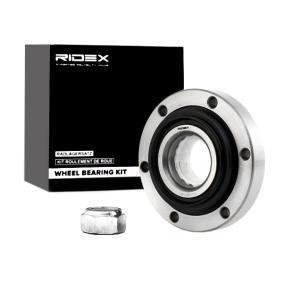 Koop en vervang Wiellagerset RIDEX 654W0142