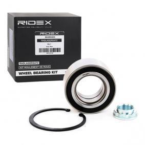 Kit cuscinetto ruota 654W0140 con un ottimo rapporto RIDEX qualità/prezzo