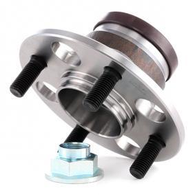 654W0229 Zestaw łożysk koła RIDEX - Tanie towary firmowe
