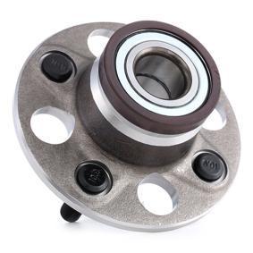 654W0229 Jogo de rolamentos de roda RIDEX Enorme selecção - fortemente reduzidos