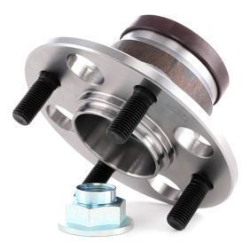 654W0229 Jogo de rolamentos de roda RIDEX - Produtos de marca baratos