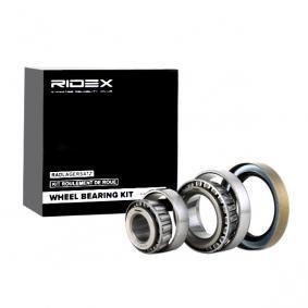 acheter RIDEX Jeu de roulements de roue 654W0092 à tout moment