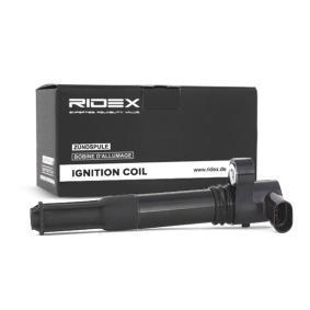 Bobina d'accensione RIDEX 689C0009 comprare e sostituisci