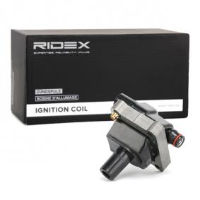 Bobine d'allumage 689C0028 à un rapport qualité-prix RIDEX exceptionnel