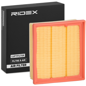 buy and replace Air Filter RIDEX 8A0279