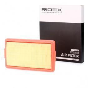 Kúpte a vymeňte Vzduchový filter RIDEX 8A0379