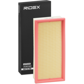 buy and replace Air Filter RIDEX 8A0240