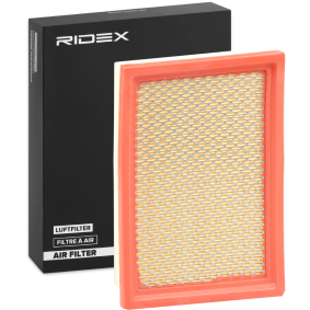 buy and replace Air Filter RIDEX 8A0362