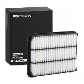 buy and replace Air Filter RIDEX 8A0338