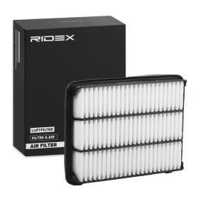 Kúpte a vymeňte Vzduchový filter RIDEX 8A0338