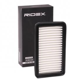 Kúpte a vymeňte Vzduchový filter RIDEX 8A0375