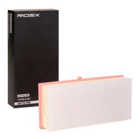 Koop en vervang Luchtfilter RIDEX 8A0337